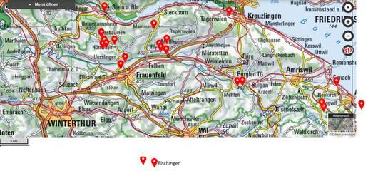 Lichtverschmutzung Karte 2019.Tier Des Jahres 2019 Das Gluhwurmchen Pro Natura Thurgau